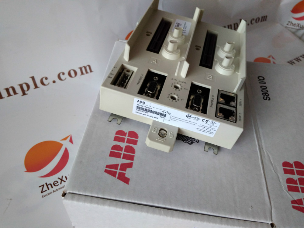 ABB DX522 1SAP245200R0001 new switch DX 522